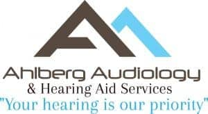 Ahlberg Audilogy and Hearing Aid Services logo