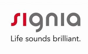 Signia Ahlberg Audiolgy and Hearing Aid Services carries Signia brand hearing aids