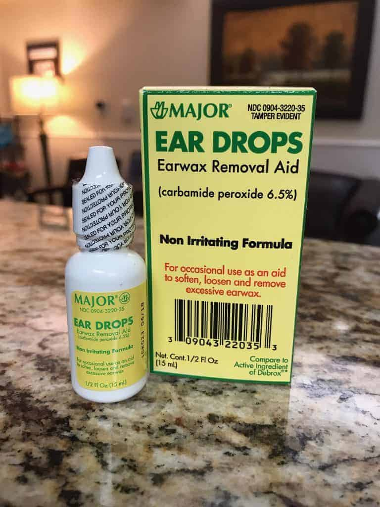 Ear Drops, Earwax Removal Aid, Cleveland, TN