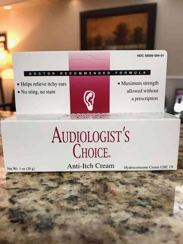audiologist anti-itch cream, Cleveland, TN