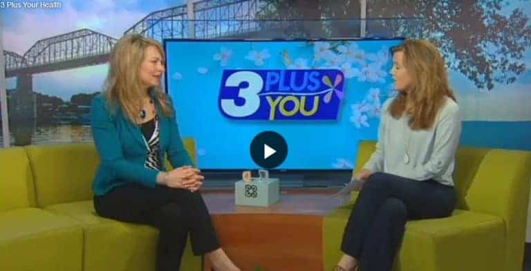 Dr. Tiffany Alberg wrcbtv Chattanooga TN 3 Plus You Segment