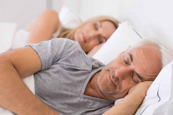 Hearing loss impacts sleep