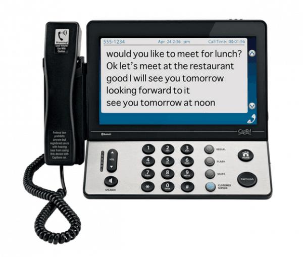 CapTel Phones