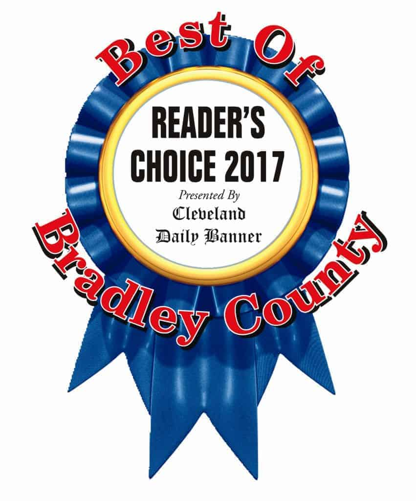 Best of the Best Cleveland Daily Banner 2017