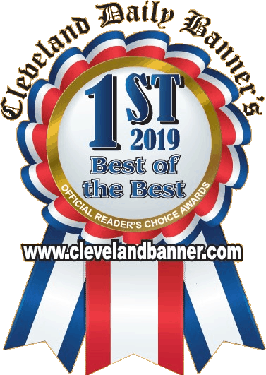2019 Reader's Choice Cleveland Daily Banner