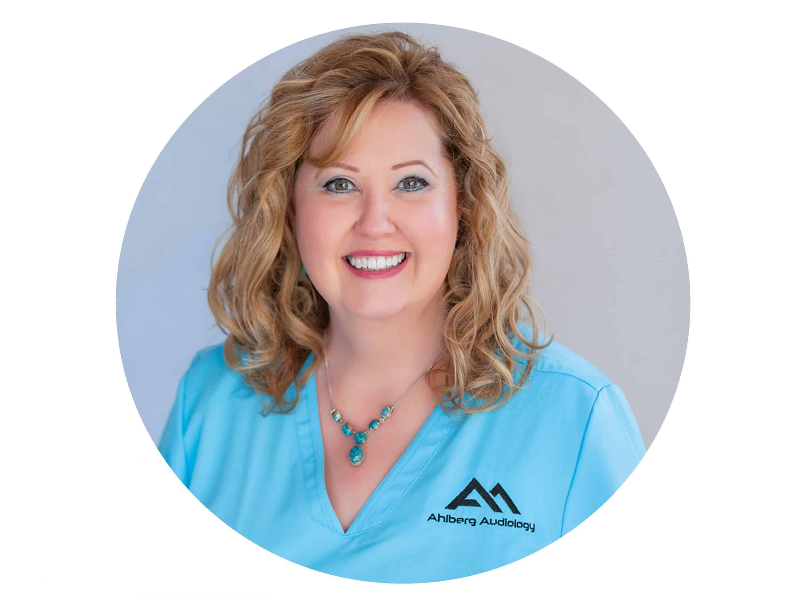 Beverly STevison, Ahlberg Audiology Practice Manager