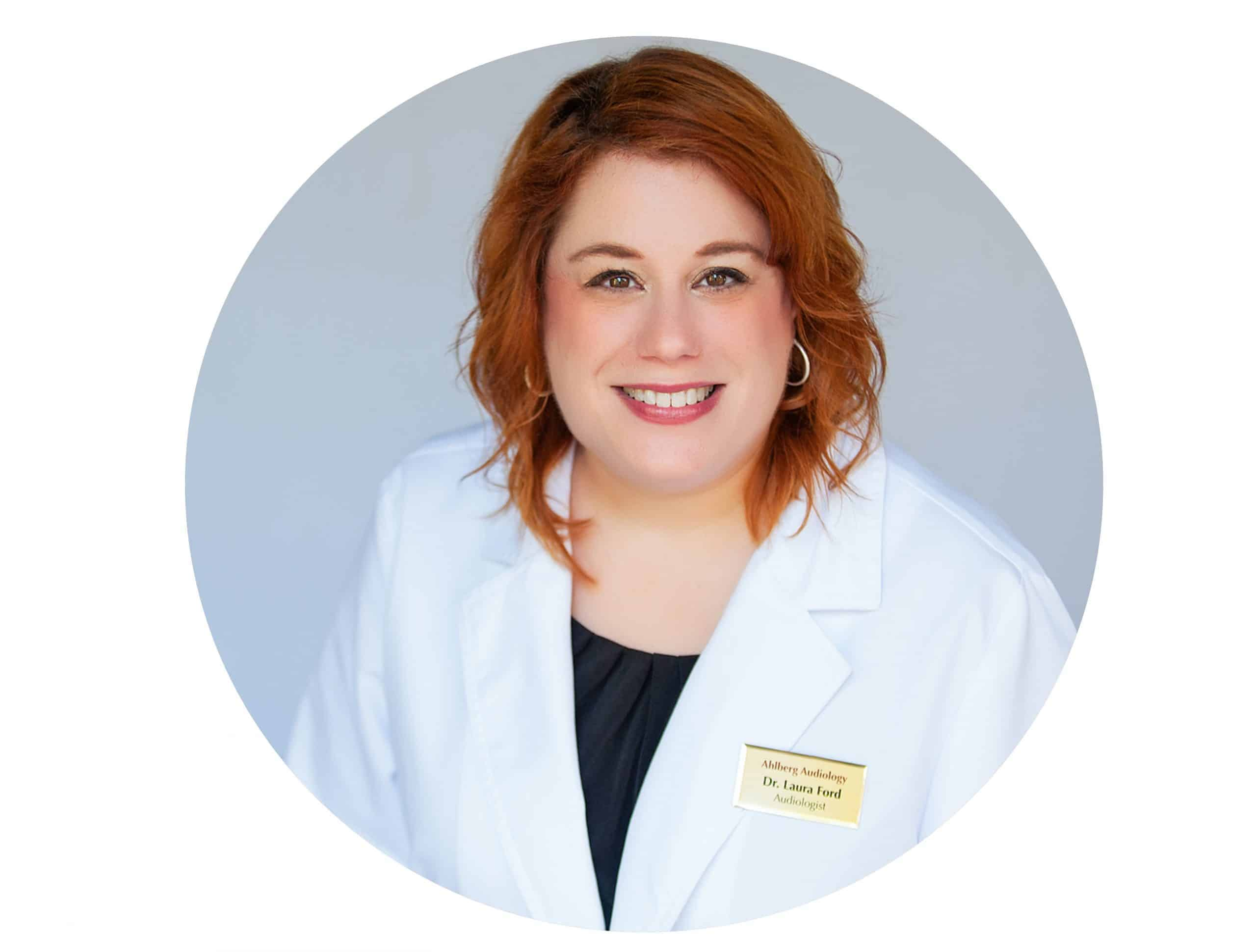 Dr. Laura Ford, Audiologist