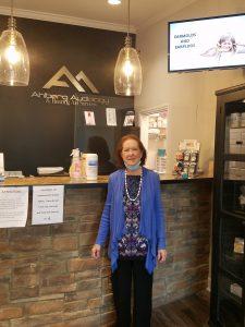 Ahlberg Audiology Testimonial Judy Hooper