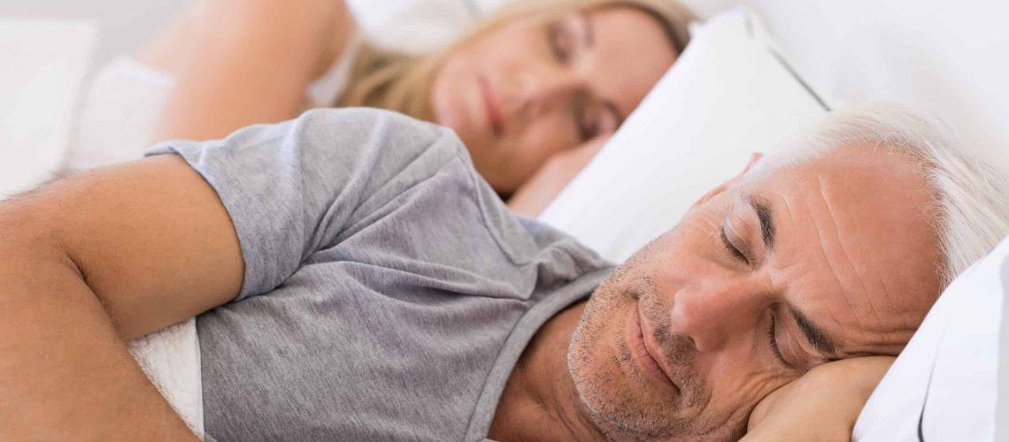 Hearing loss impacts sleep
